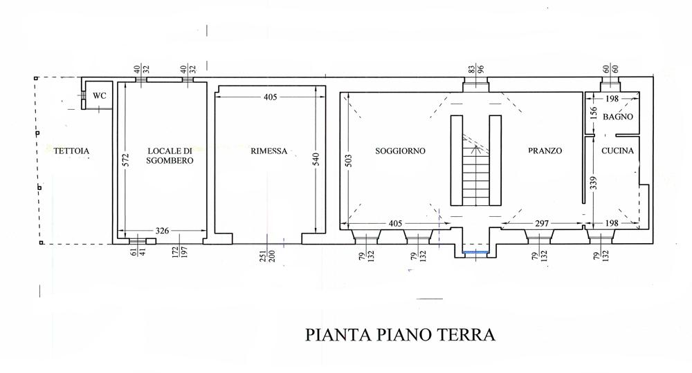 PIANO TERRA